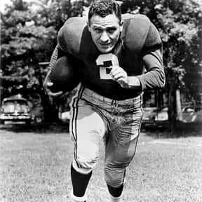 Charley Trippi is listed (or ranked) 14 on the list List of Famous Football Punters