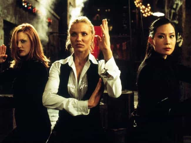Charlie's Angels is listed (or ranked) 3 on the list Your Favorite Movie Casts, Reunited