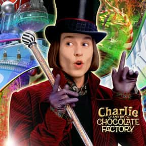 Charlie and the Chocolate Fact is listed (or ranked) 16 on the list The Worst Movie Remakes Ever