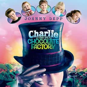 Charlie and the Chocolate Fact is listed (or ranked) 17 on the list The Best Adventure Movies for Kids