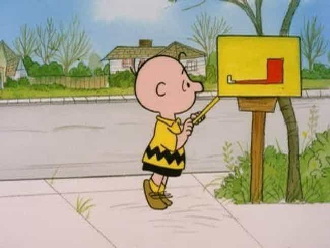 Charlie Brown is listed (or ranked) 4 on the list Cartoon Characters You Never Realized Suffer From Mental Disorders