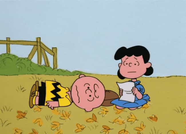 Charlie Brown is listed (or ranked) 1 on the list The Existentially Bleak Observations About 14 Classic Cartoons