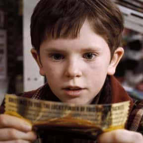 Charlie Bucket is listed (or ranked) 23 on the list The Greatest Kid Characters in Film