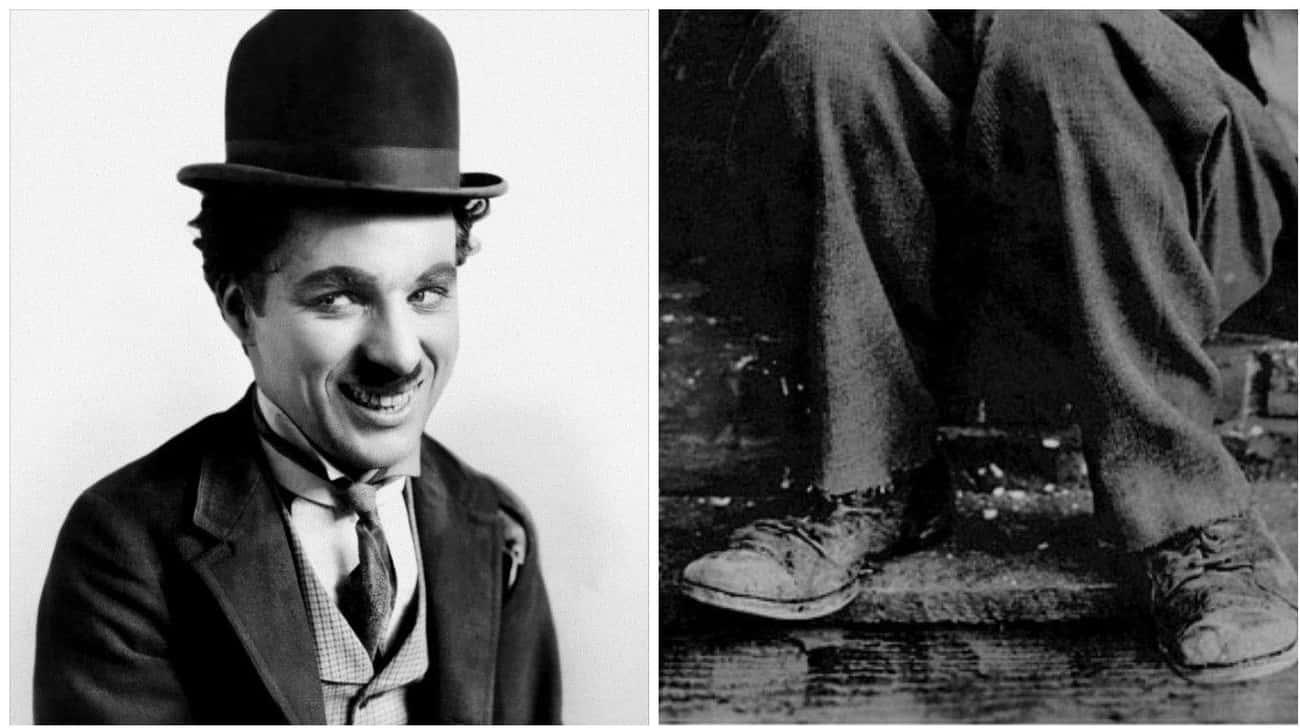 Charlie Chaplin is listed (or ranked) 3 on the list Celebs Who Insured Body Parts