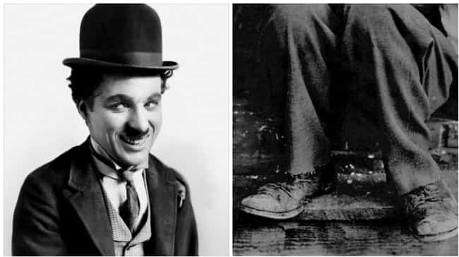 Charlie Chaplin is listed (or ranked) 2 on the list Celebs Who Insured Body Parts