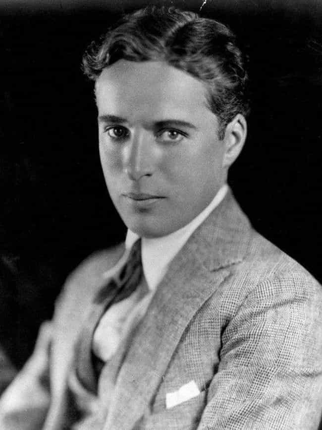 Charlie Chaplin is listed (or ranked) 1 on the list 13 Great People Who Were Also Perverts