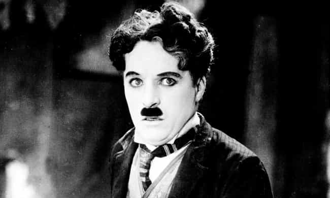 Charlie Chaplin is listed (or ranked) 3 on the list 11 Celebrities Who Play Cello