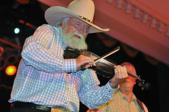 Charlie Daniels is listed (or ranked) 1 on the list Famous Male Fiddlers