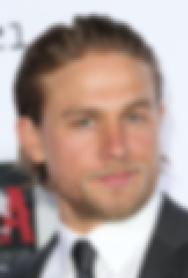 Charlie Hunnam is listed (or ranked) 4 on the list Men Who Rashida Jones Has Dated