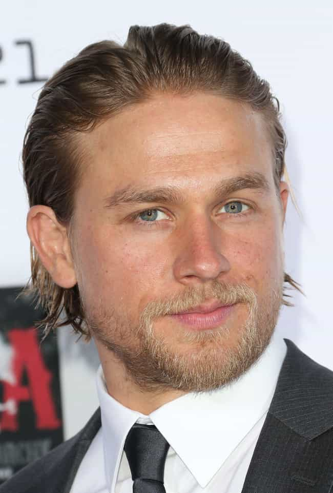 Charlie Hunnam is listed (or ranked) 4 on the list Men Who Rashida Jones Has Dated