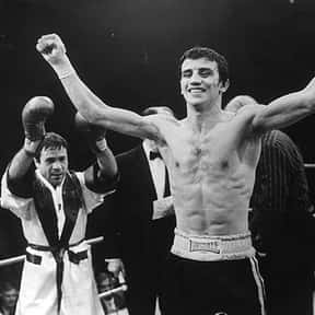 Charlie Magri is listed (or ranked) 11 on the list The Best Flyweight Boxers of All Time