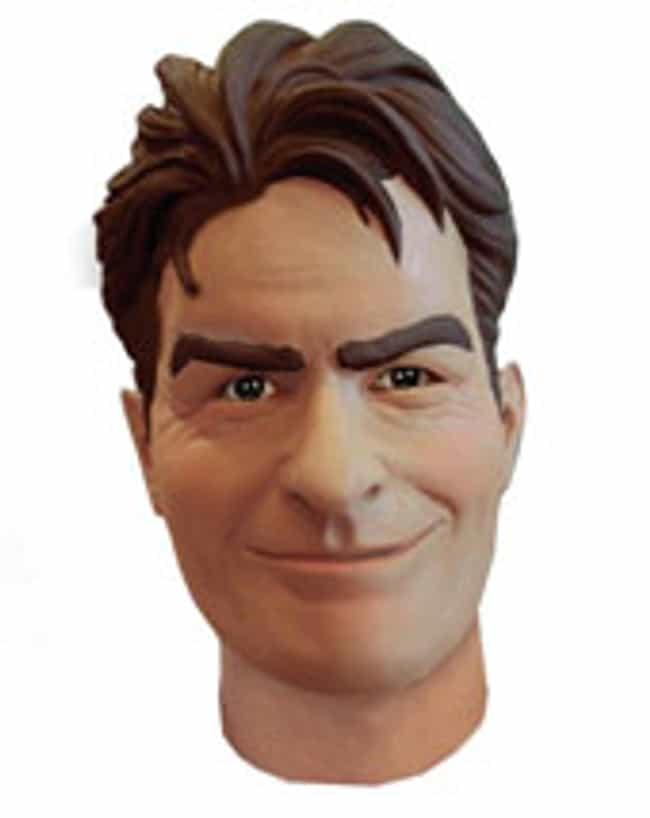 Charlie Sheen is listed (or ranked) 1 on the list Celebrity Halloween Costume Ideas