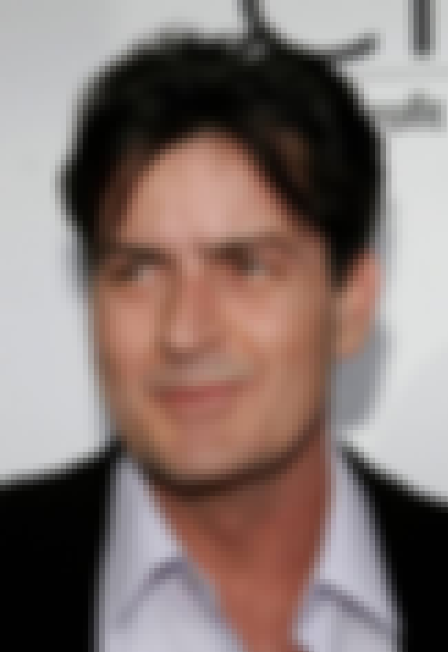 Charlie Sheen is listed (or ranked) 6 on the list Celebrities Who Kept Their Fatal Illnesses Secret for Years