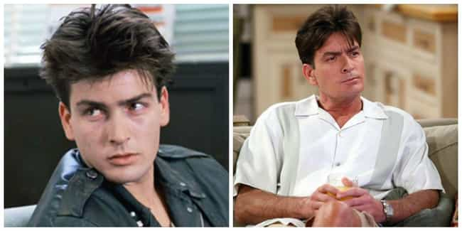Charlie Sheen is listed (or ranked) 2 on the list 50+ Celebrities Who Turned 50 in 2015