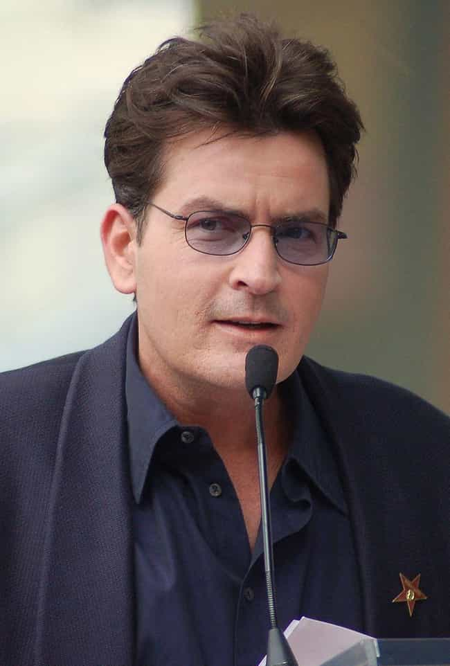 Charlie Sheen is listed (or ranked) 2 on the list Men Who Denise Richards Has Dated