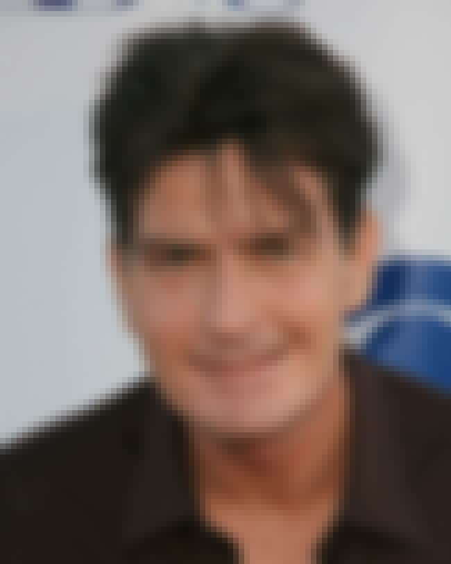 Charlie Sheen is listed (or ranked) 1 on the list Famous Santa Monica High School Alumni/Students