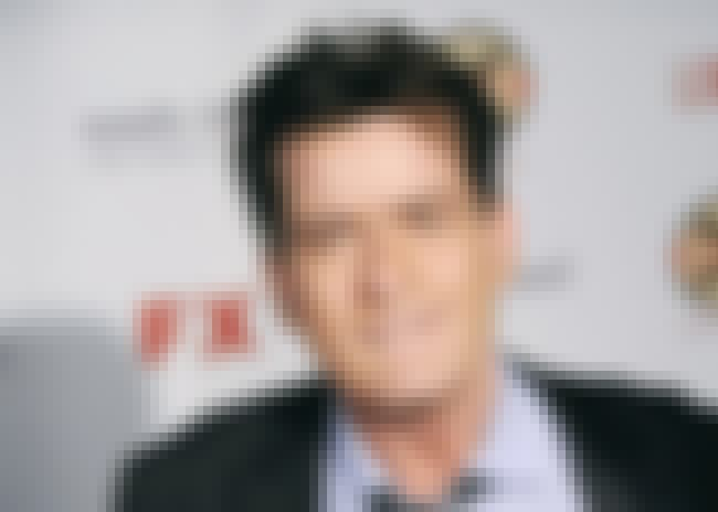 Charlie Sheen is listed (or ranked) 4 on the list 31 Celebrities Who Are Trying to Get Sober Through AA