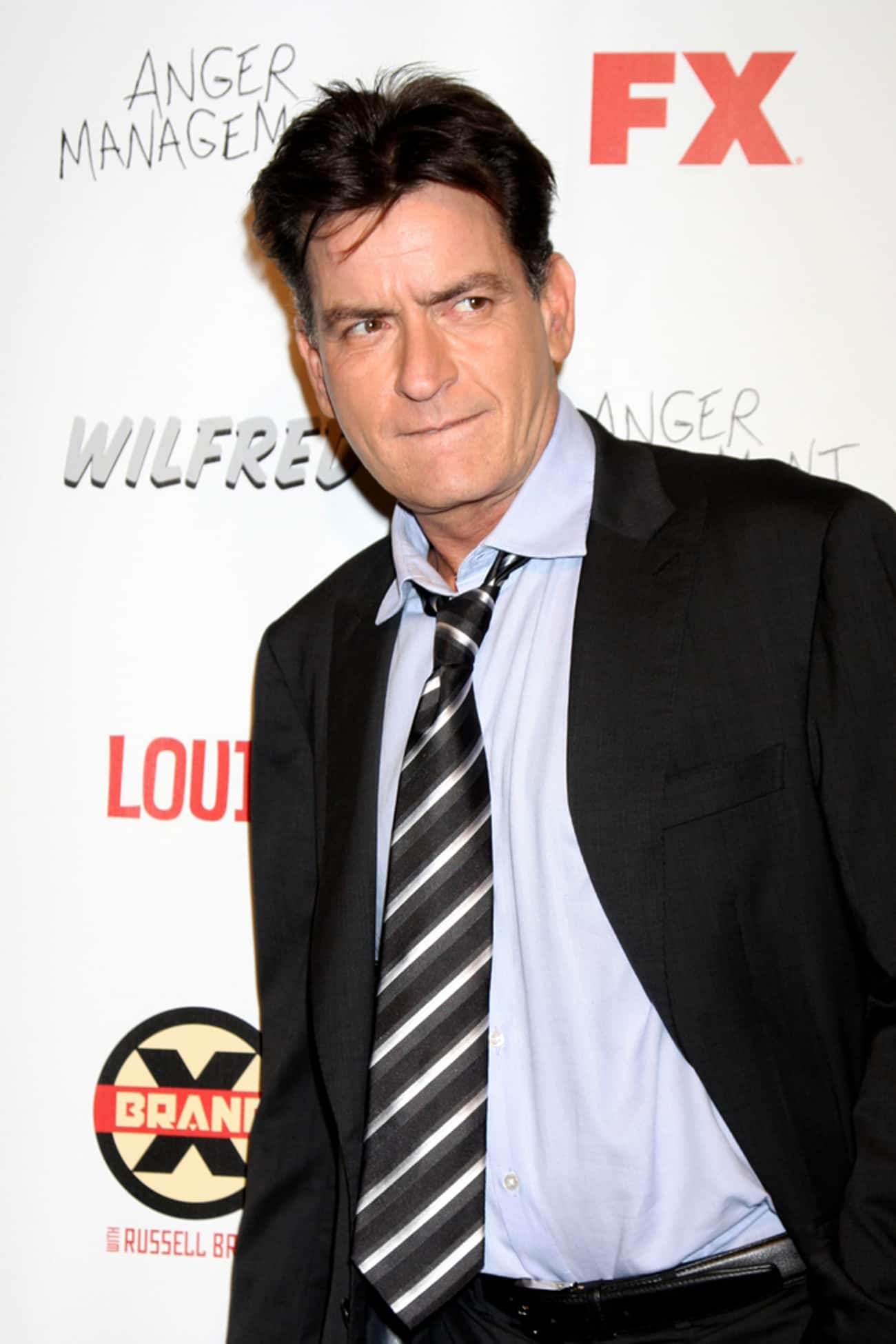 Charlie Sheen is listed (or ranked) 3 on the list 24 Celebrities Who Went to Promises Malibu Rehab