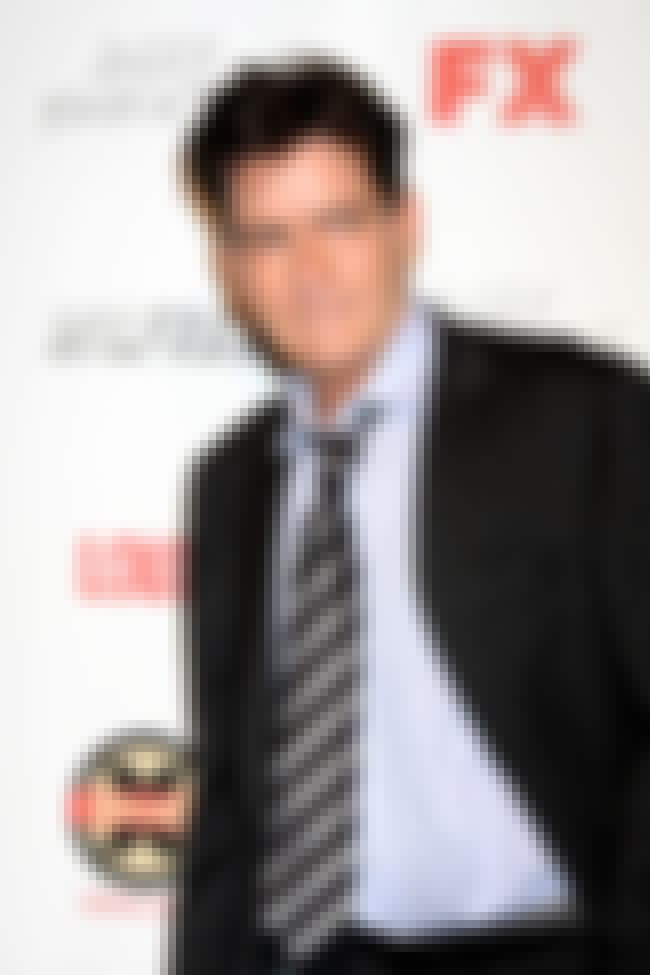Charlie Sheen is listed (or ranked) 1 on the list 56 Famous People with HIV