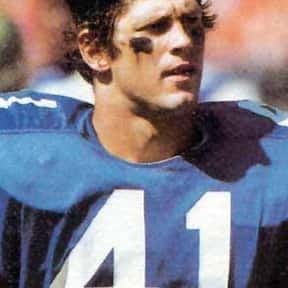 Charlie Waters is listed (or ranked) 18 on the list The Best Dallas Cowboys Of All Time