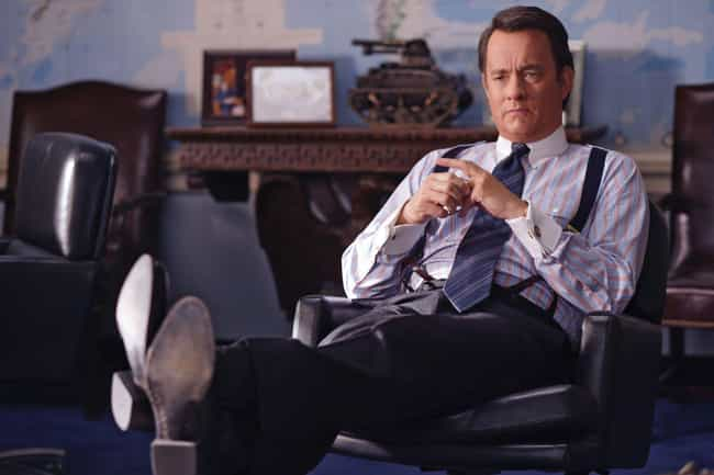 Charlie Wilson's War is listed (or ranked) 3 on the list Tom Hanks Roles When He Wasn't The Nicest Guy, Ranked