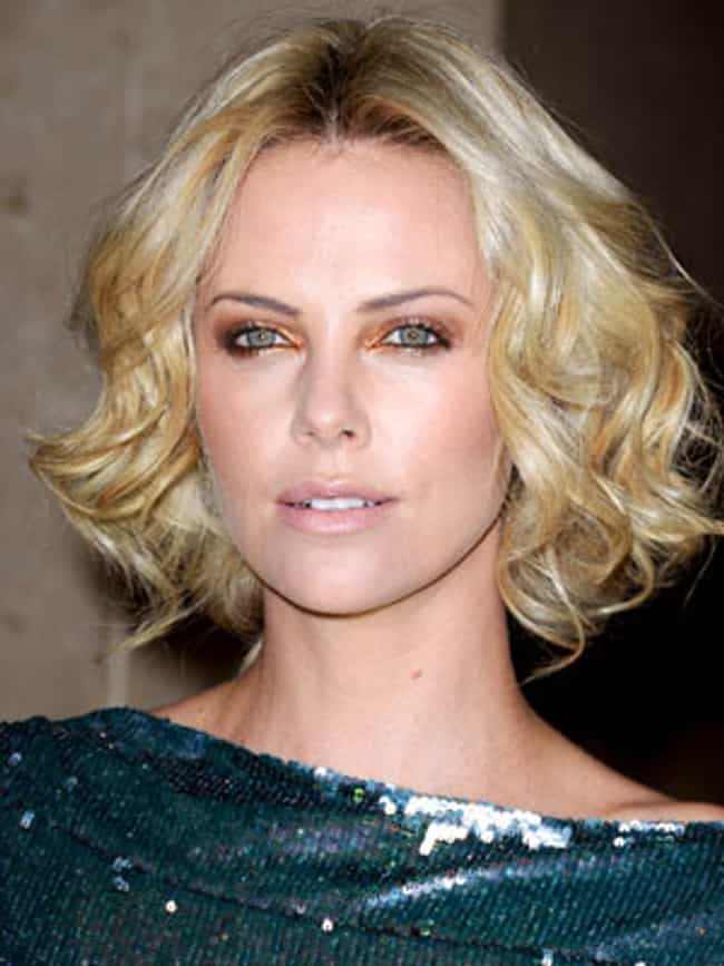 Charlize Theron is listed (or ranked) 4 on the list Celebrity Hairstyles 2012