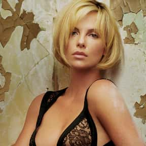Charlize Theron is listed (or ranked) 1 on the list Maxim's Nominees for the 2015 Hot 100