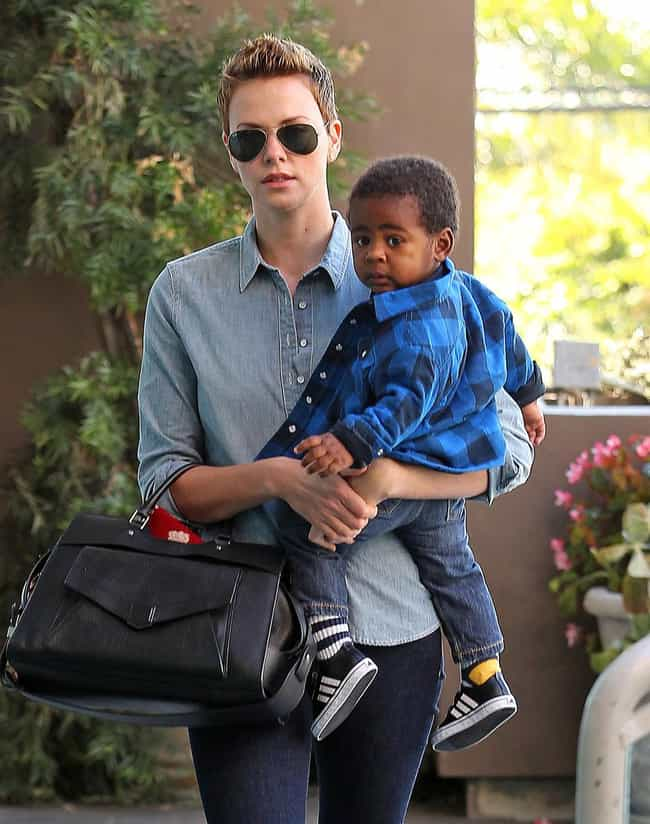 Charlize Theron is listed (or ranked) 4 on the list 14 Celebrities Who Adopted as Single Mothers