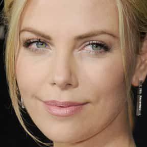 Charlize Theron is listed (or ranked) 4 on the list Natural Beauties Who Don't Need No Make-Up
