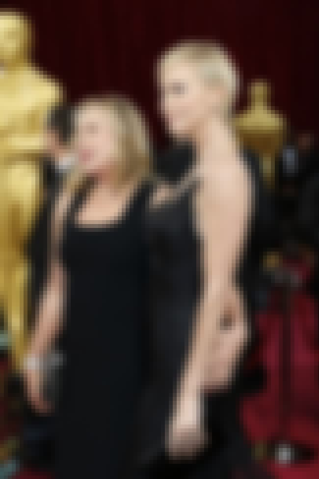 Charlize Theron is listed (or ranked) 4 on the list Celebrities Who Took Their Moms to Awards Shows