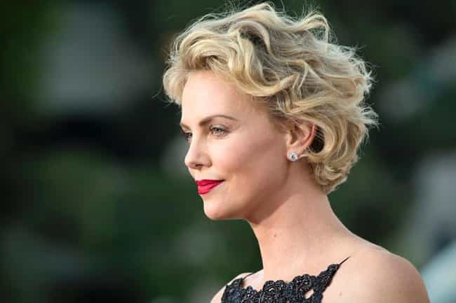 Charlize Theron is listed (or ranked) 1 on the list 36 of the Most Famous ENTJs