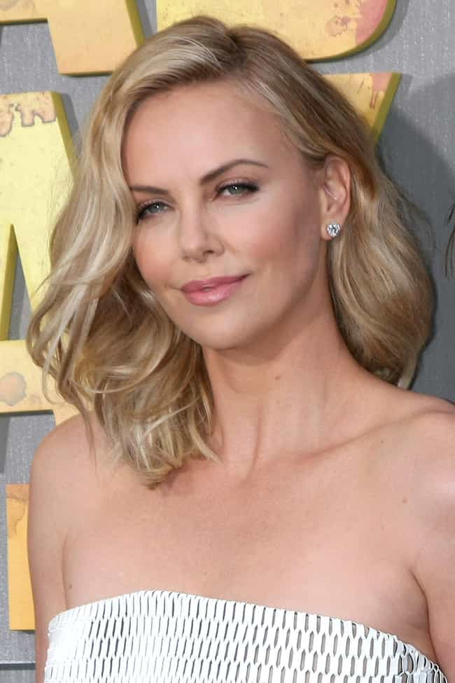 Charlize Theron is listed (or ranked) 3 on the list 31 Celebrities Who Did Ballet