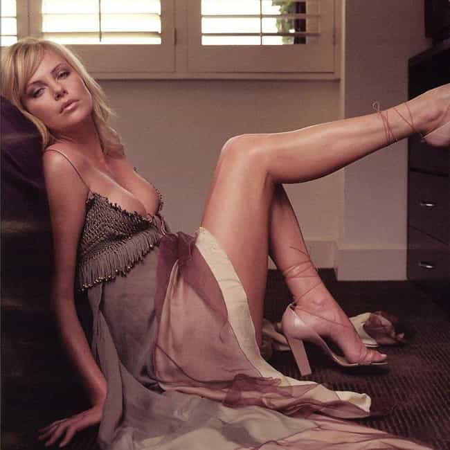Charlize Theron is listed (or ranked) 2 on the list Hottest South African Models