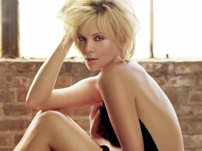 Charlize Theron is listed (or ranked) 4 on the list Stunning Famous Babes with Bleach-Blonde Hair