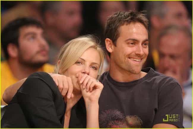Charlize Theron is listed (or ranked) 4 on the list Celebrity Lakers Fans