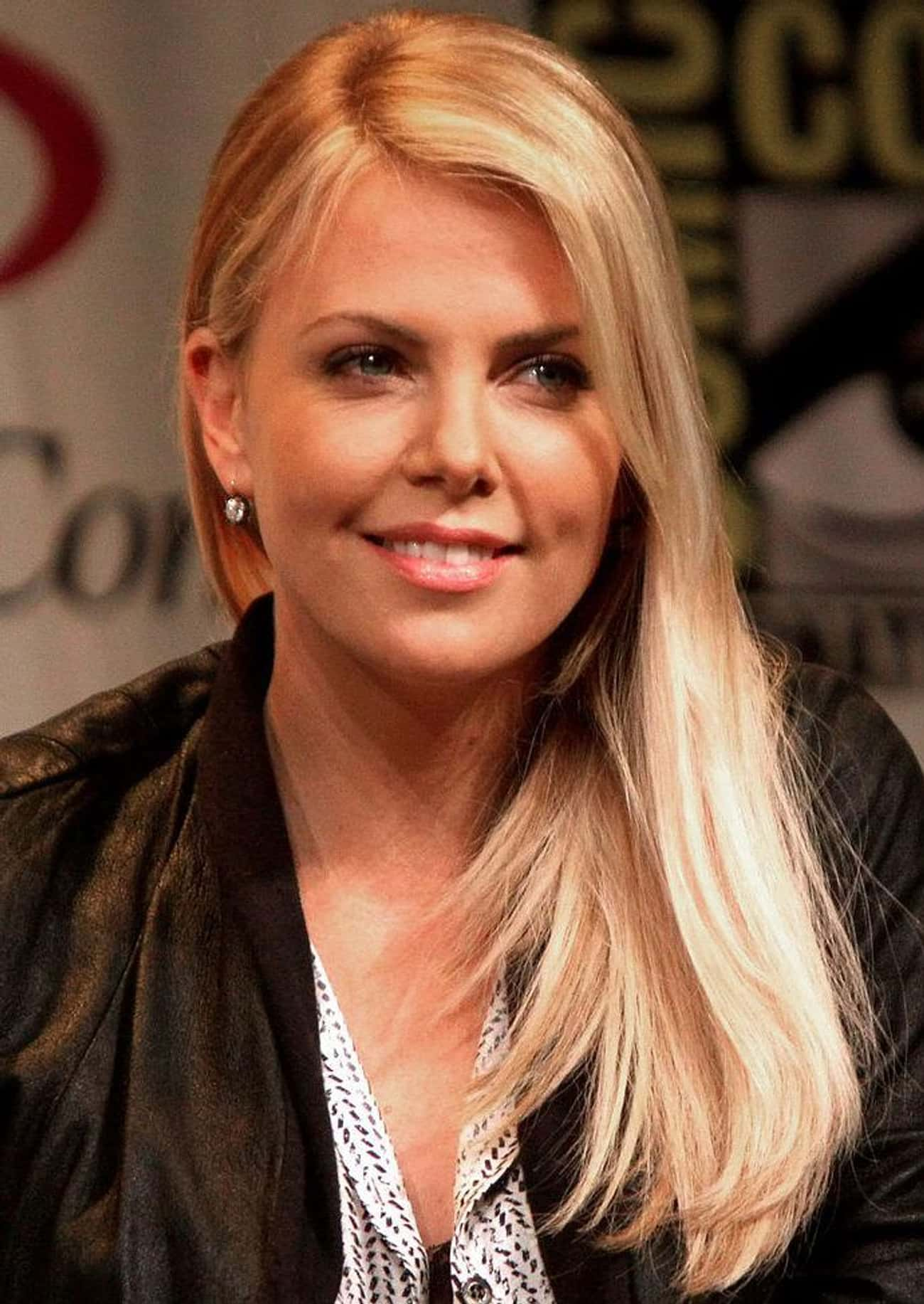 Charlize Theron is listed (or ranked) 3 on the list 14 Celebrities Who Grew Up on Farms