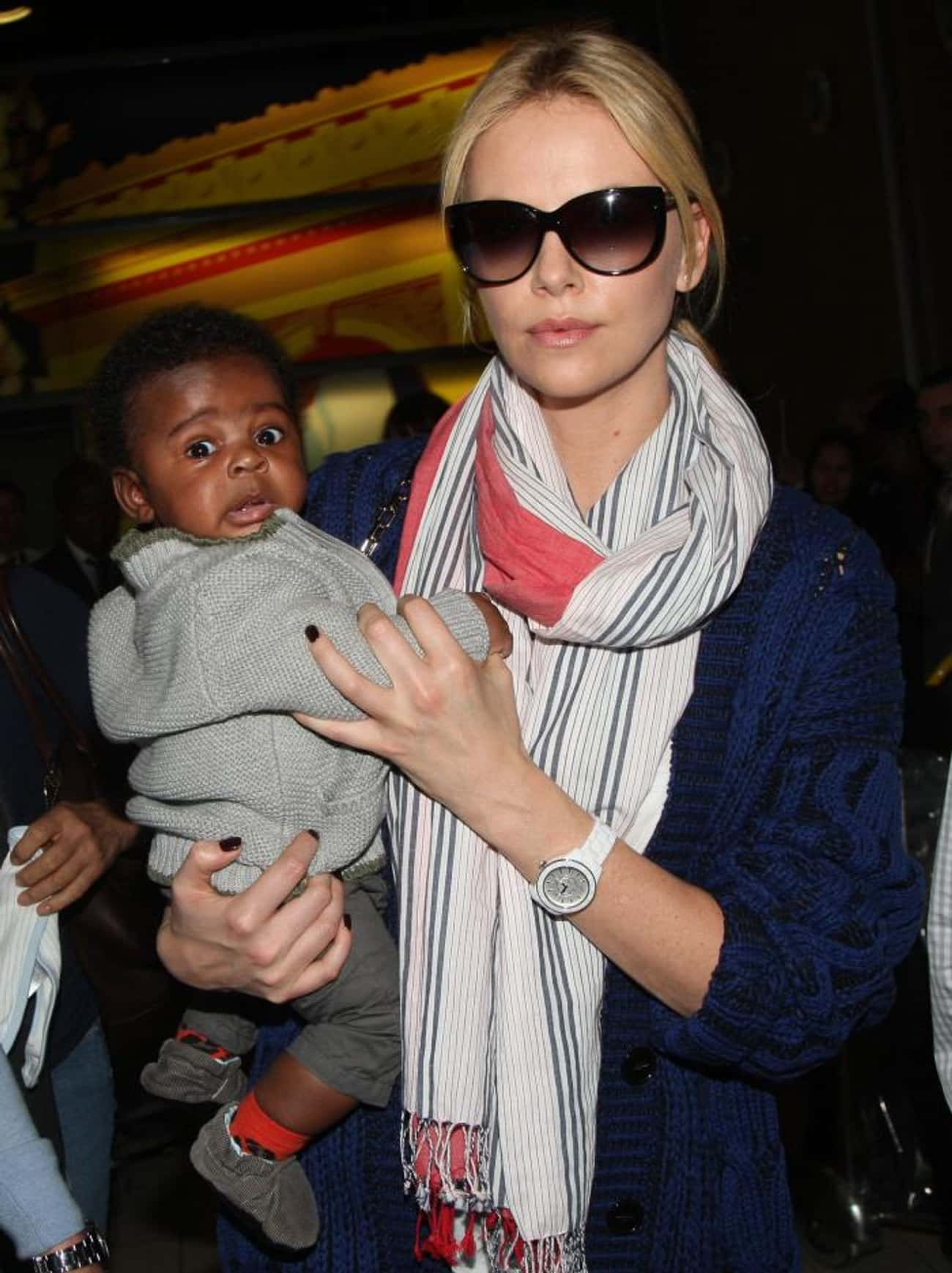 Charlize Theron is listed (or ranked) 4 on the list Celebrities Who Adopted Children