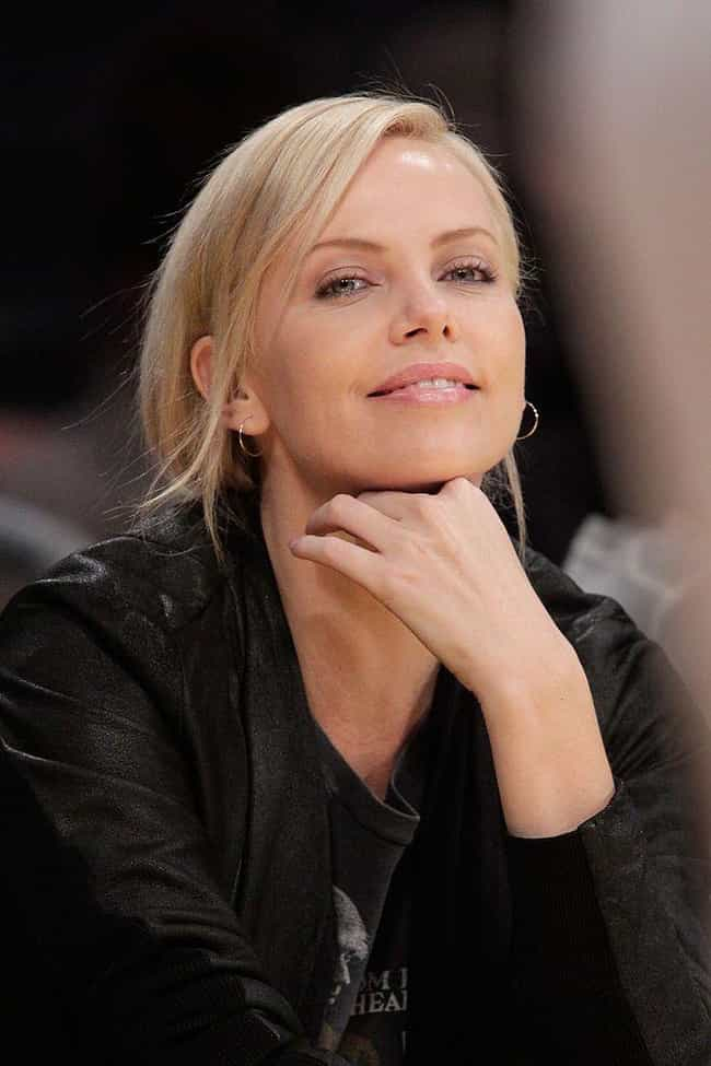 Charlize Theron is listed (or ranked) 5 on the list Celebrities Who Quit Smoking