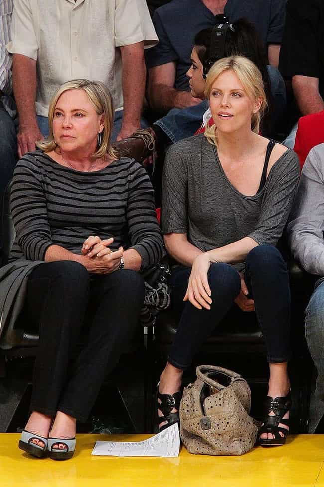 Charlize Theron is listed (or ranked) 1 on the list 15 Celebrities Whose Parents Were Murdered