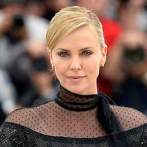 Charlize Theron is listed (or ranked) 1 on the list Hottest Female Celebrities in Their 40s in 2015