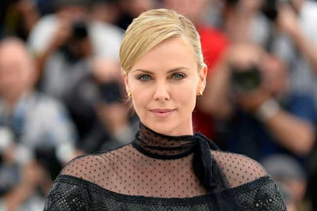 Charlize Theron is listed (or ranked) 2 on the list Famous People Born in 1975