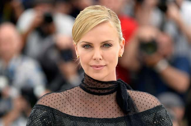 Charlize Theron is listed (or ranked) 44 on the list The Most Captivating Celebrity Eyes (Women)