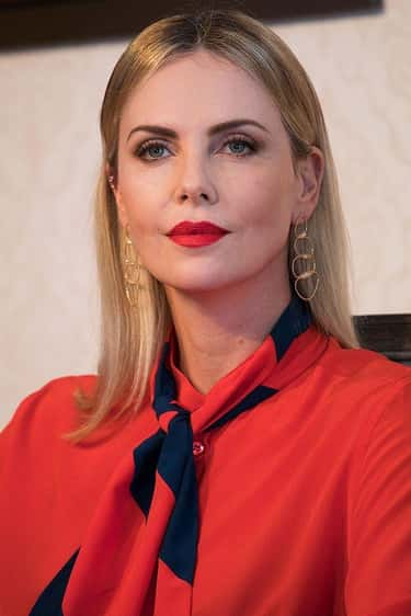 Charlize Theron is listed (or ranked) 2 on the list Famous Children of Alcoholics