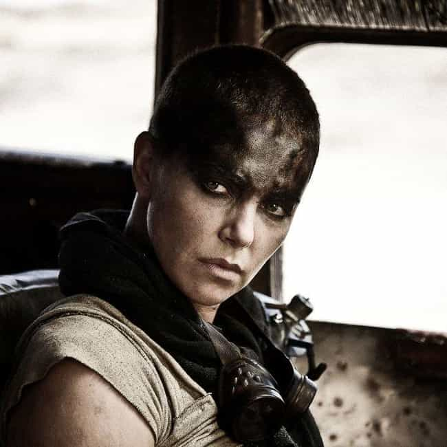 Charlize Theron is listed (or ranked) 1 on the list 8 Actresses Who Shaved Their Heads For Movie Roles