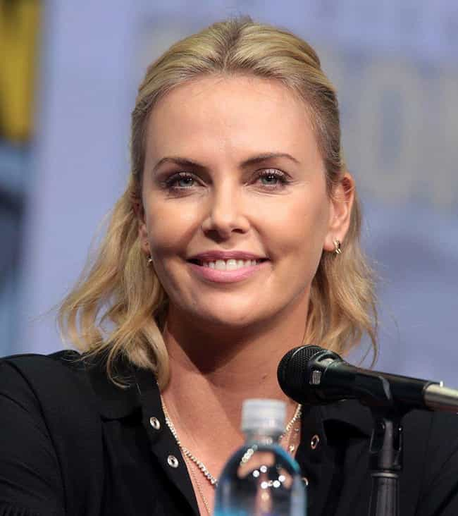 Charlize Theron is listed (or ranked) 1 on the list 35 of the Most Famous ENTJs