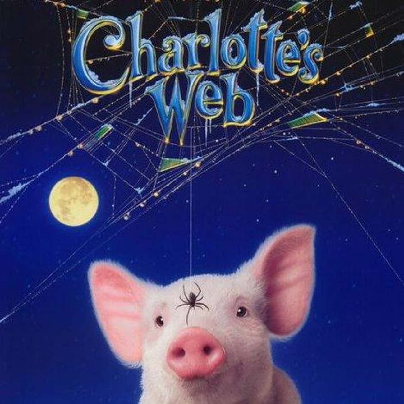 Charlotte's Web is listed (or ranked) 3 on the list Movies & TV Shows to Watch If You Love Wonder