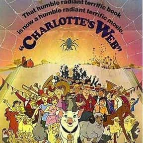 Charlotte's Web is listed (or ranked) 3 on the list The Best Kids Movies of the 1970s