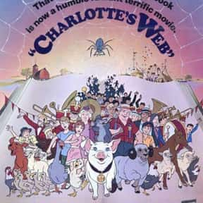Charlotte's Web is listed (or ranked) 16 on the list Animated Movies That Make You Cry the Most