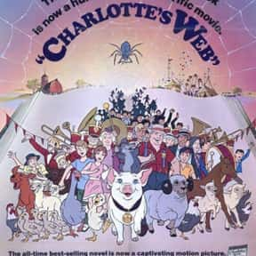 Charlotte's Web is listed (or ranked) 6 on the list Great Movies About Very Smart Young Girls