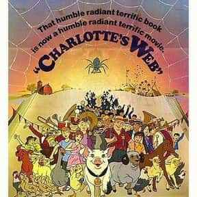 Charlotte's Web is listed (or ranked) 4 on the list The Greatest Classic Films the Whole Family Will Love